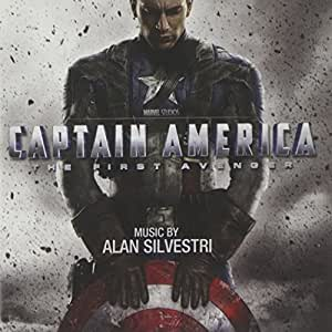 NEW Captain America - Soundtrack (CD)