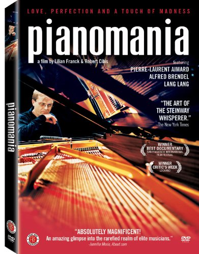 Pianomania [DVD] [Import]
