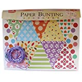 Celebrations Paper Bunting Set (EPB1501) - Multicolour - DIY Art And Craft Kits