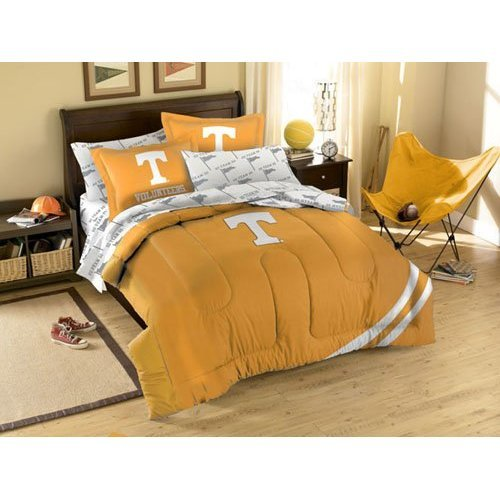 Ncaa Tennessee Volunteers Bedding Set, Twin front-486491