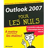 Outlook 2007 pour les Nulspar Bill Dyszel