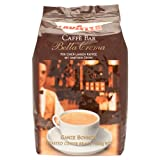 Lavazza Caffé Bar Bella Crema, ganze Bohnen, Bohnenkaffee, 1000g