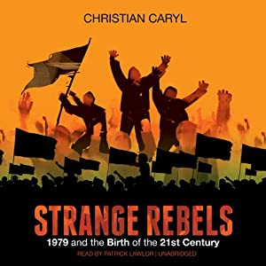 Strange Rebels Audiobook