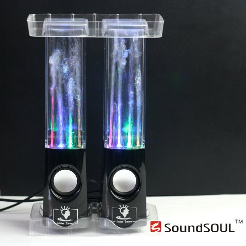 Soundsoul Music Fountain Mini Amplifier Dancing