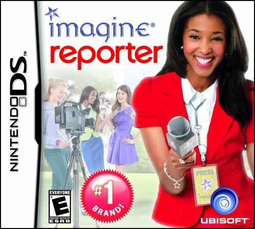 Imagine: Reporter - Nintendo DS - 1