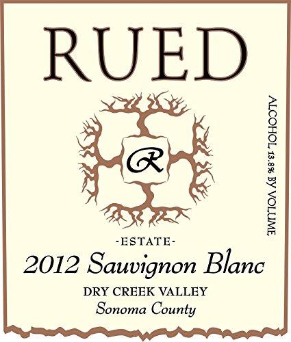 2012 Rued Sauvignon Blanc 750 Ml