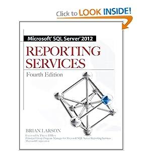 Microsoft SQL Server 2000 Reporting Services Brian Larson