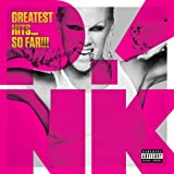 Greatest Hits...So Far!!! (Deluxe CD/DVD) ~ Pink
