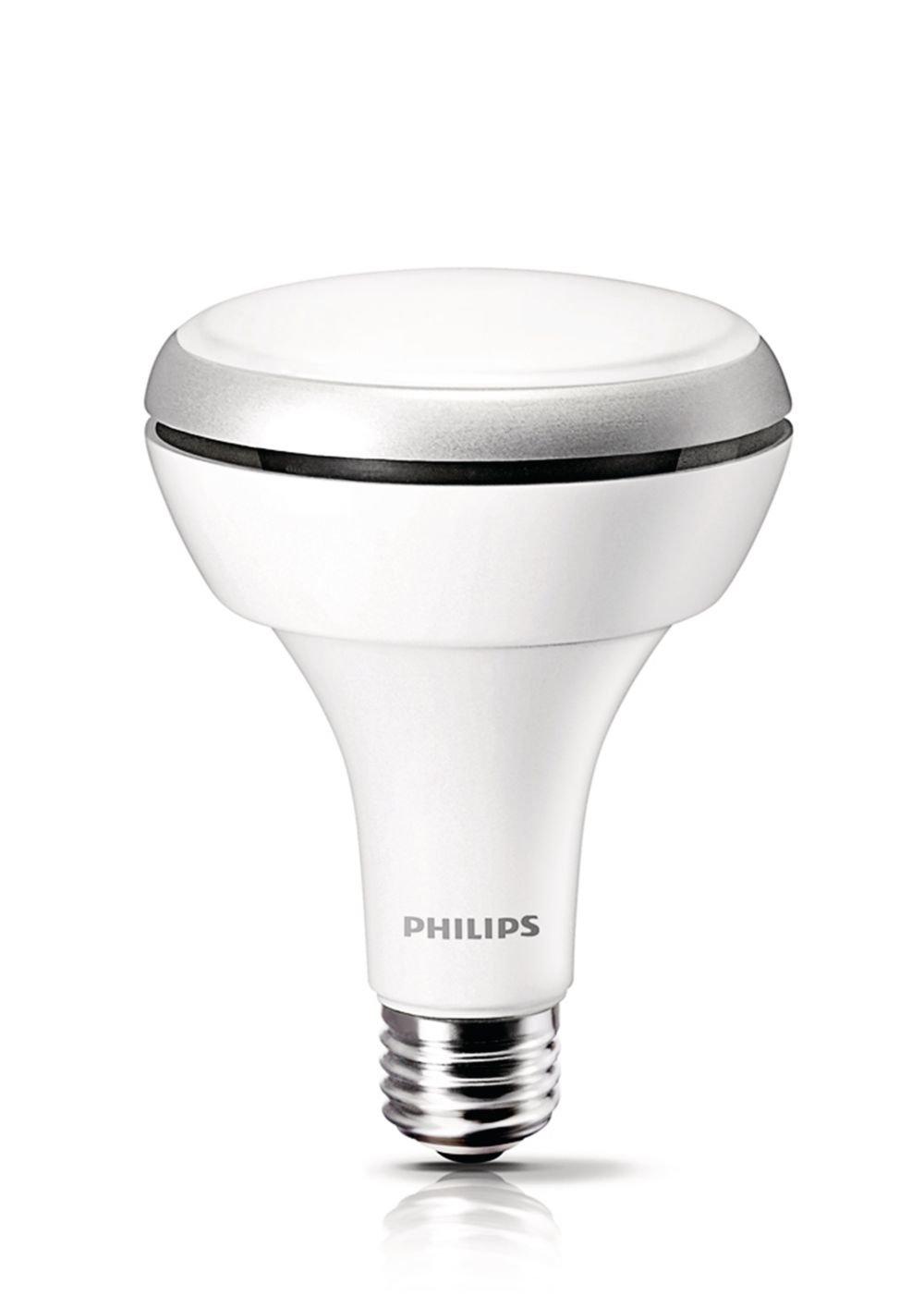 philips 425306 8 5 watt 65 watt br30 indoor daylight. Black Bedroom Furniture Sets. Home Design Ideas