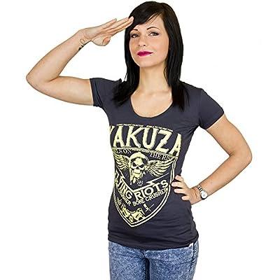 Yakuza Premium Flying Riots Women Top GS 1741