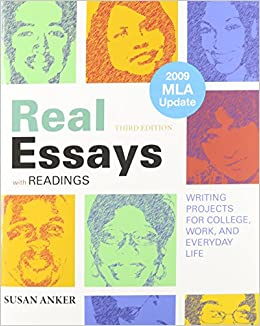 susan anker real essays with readings fourth edition