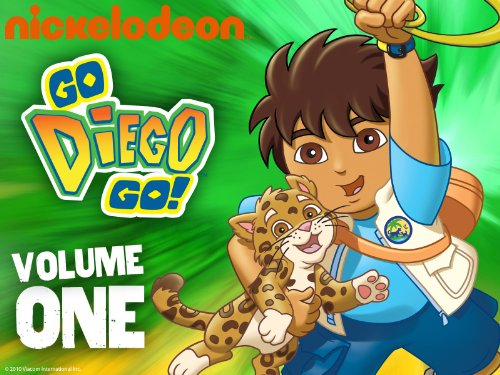 Go, Diego, Go! Volume 1 movie