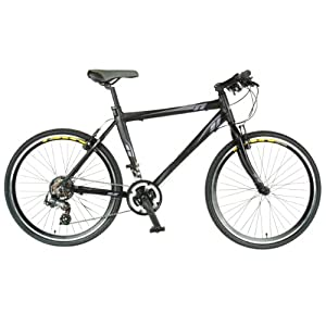 Tour De France Prologue Elite Bicycle (Gunmetal/Grey, 700C X 17.5-Inch)