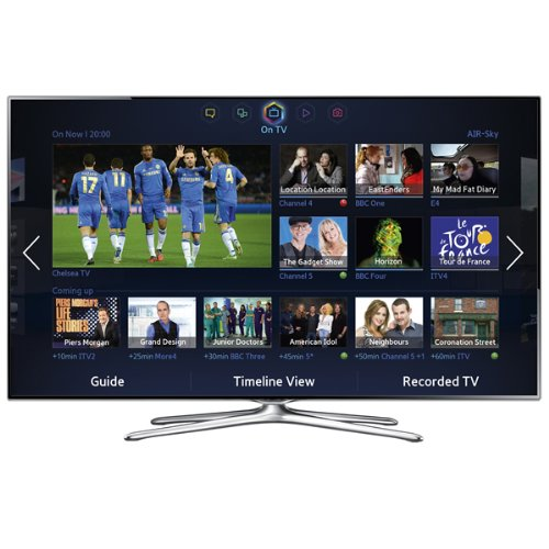 Samsung UE46F6500 46inch 3D LED Full HD SMART TV Freeview HD 400hz