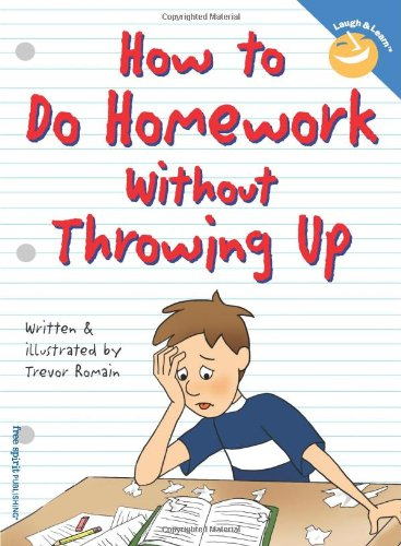 How to Do Homework Without Throwing Up (Laugh And Learn)