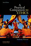 img - for A Practical Companion to Ethics book / textbook / text book