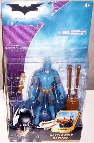 The Dark Knight Battle Belt Batman