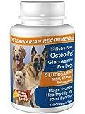 Osteo-Pet Glucosamine w EFA and MSM, 180 count