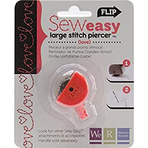 WE R MEMORY KEEPERS We R Memory Keepers Love Stitch Piercer for Paper Crafting