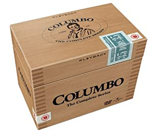 Columbo - Complete Series - 35-DVD Box Set [ NON-USA FORMAT, PAL, Reg.2.4 Import - United Kingdom ]