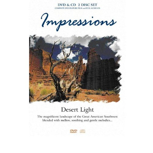 Impressions: Desert Light [DVD]