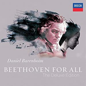 Beethoven For All : The Deluxe Edition - (Capbox 19 CD + DVD)