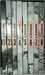 Impact 8 Books The Army Air Forces