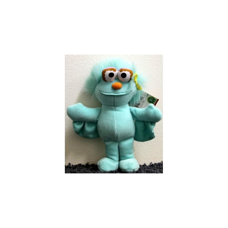 com Retired Sesame Street 6 Plush Rosita Bean Bag Doll ...
