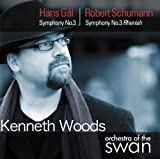 echange, troc Kenneth Woods, Orchestra of the Swan, Hans Gal, Robert Schumann - Symphonies