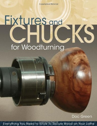 Fixtures and Chucks for Woodturning: Everything You Need to Know to Secure Wood on Your Lathe