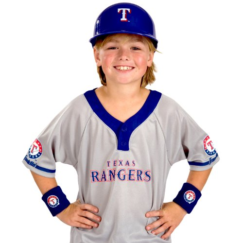 MLB Texas Rangers Youth Team Uniform Set at Amazon.com