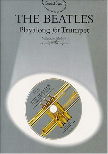 The Beatles: Playalong for Trumpet (Guest spot series)