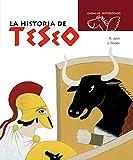 img - for La historia de Teseo (Caballo mitol gico) (Spanish Edition) book / textbook / text book