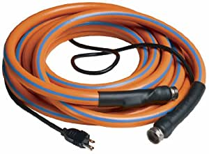 PIRIT PWL-02-25 Water Line 25-Foot x 5/8-Inch Heated Water Hose (Discontinued by Manufacturer)