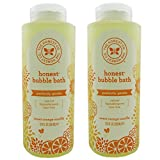 The Honest Company - Honest Bubble Bath Tangerine Dream, 12 oz. (Pack of 2)