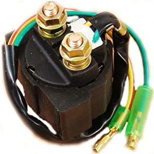 starter solenoid relay honda fourtrax recon. Black Bedroom Furniture Sets. Home Design Ideas