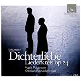 Amours du poete (les) (ditcherliebe) liederkreis op.24 (avec lachner: 5 songs op