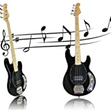 51gzjlCWbJL. SL160  Dr Tech MSB B1 4 String Electric Bass Guitar Black