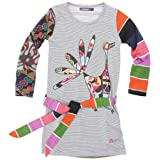 Desigual Girls 7-16 Long Sleeve Tunic Dress