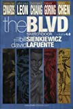the BLVD sketchbook volume 4.0 (4)
