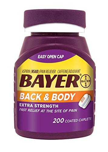 Bayer Extra Strength Aspirin | Bayer Aspirin