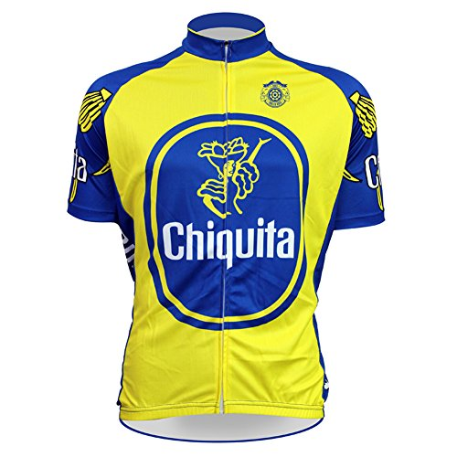 thriller-rider-sports-homme-chiquita-cyclisme-maillots-cycliste-a-manches-courtes-cycling-short-slee
