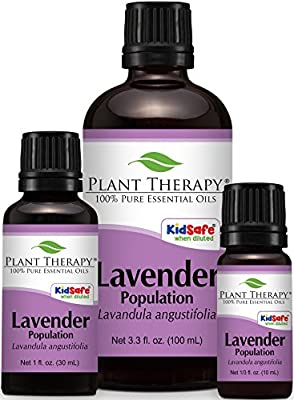 Lavender Essential Oil 100% Pure, Undiluted, Therapeutic Grade.