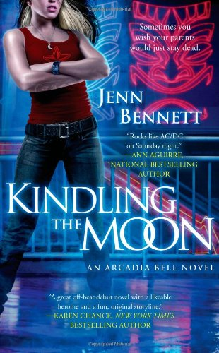 Kindling the Moon cover