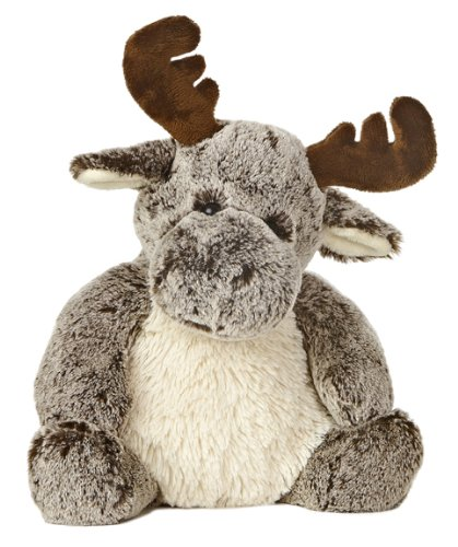 "Aurora World Sweet and Softer Milo Moose 12"" Plush"