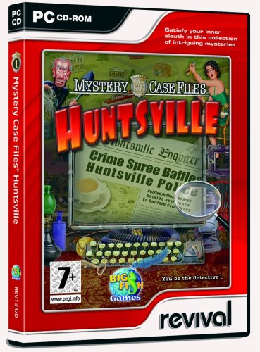 Mystery Case Files: Huntsville  (PC)