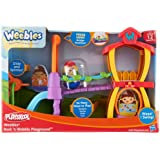 Playskool Weebles Rock N Wobble Playground Set No Size Multi