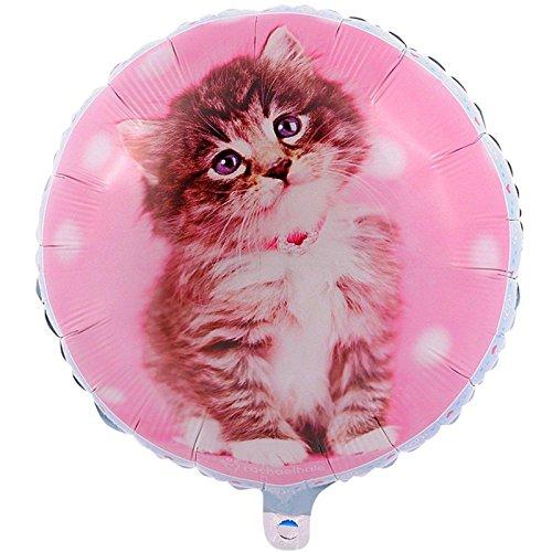 """rachaelhale Glamour Cats 18"""" Foil Balloon"""
