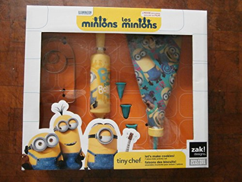 Minions cookie making set