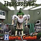 Haemorrhage - Hospital Carnage [Japan CD] YSCY-1213 by Indies Japan